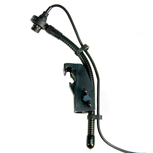 Audix MicroD Instrument Condenser Microphone, - Wireless Audix Mic