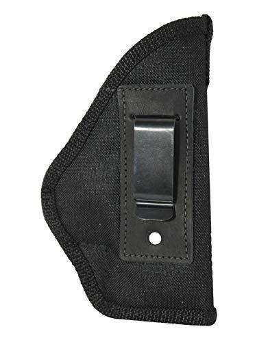 Barsony Gun Concealment Inside The Waistband Holster for Glock 43 Right (Best Inside The Waistband Holster For Glock 43)