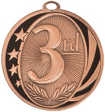 Trophies Medal Footbal Trophys (Trophy Cruch Football Medal Medal and Ribbon in Bulk Stars and Stripes Series)