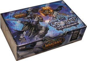 World of Warcraft Trading Card Game [TCG]: Scourgewar Icecrown Booster Box (World Of Warcraft Trading Card Game Loot)