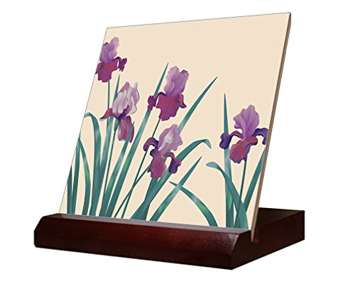 Iris Ceramic Tile - 9