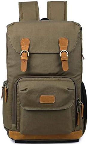 Color : Black Pinyu Outdoor Camera Backpack Portable Waterproof Camera Bag Scratch-Proof Dual Shoulders Backpack for DSLR Camera Tripod Flash