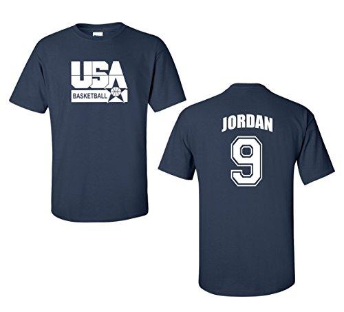 Usa Olympic Basketball Jersey - 5