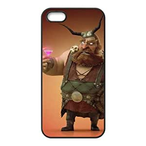 stoick the vast iPhone 4 4s Cell Phone Case Black Customized Toy pxf005-3424375