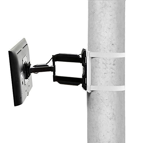 Best Pillar, Column or Post TV Mounting Solutions for Condos, Churches, Warehouses, basements, lofts and Highrise buildings