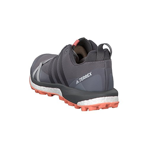 W Scarpe 6 Bianco gritre Gricua Da Agravic 5 Grigio 000 Cortiz Trail Corsa Adidas Uk Terrex RIHzxE