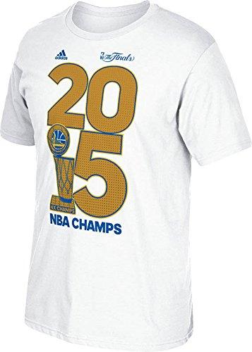 sale retailer e263f ef676 NBA Golden Year 2015 Championship Tee Golden State Warriors