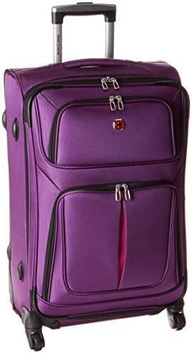 SwissGear 25 Luggage purple pink, One Size