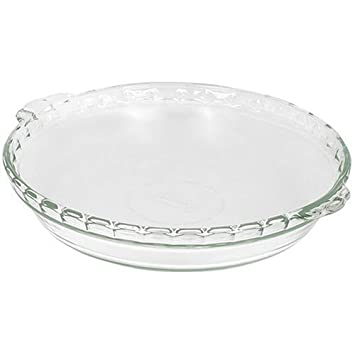 Amazon.com Pyrex Bakeware 9-1/2-Inch Scalloped Pie Plate Clear Baking Dishes Kitchen u0026 Dining  sc 1 st  Amazon.com : pretty pie plates - pezcame.com