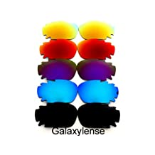 Galaxy Replacement Lenses For Oakley Jawbone 5 Pairs Polarized 100% UVAB