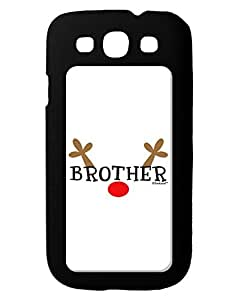 TooLoud Matching Family Christmas Design - Reindeer - Brother Galaxy S3 Case