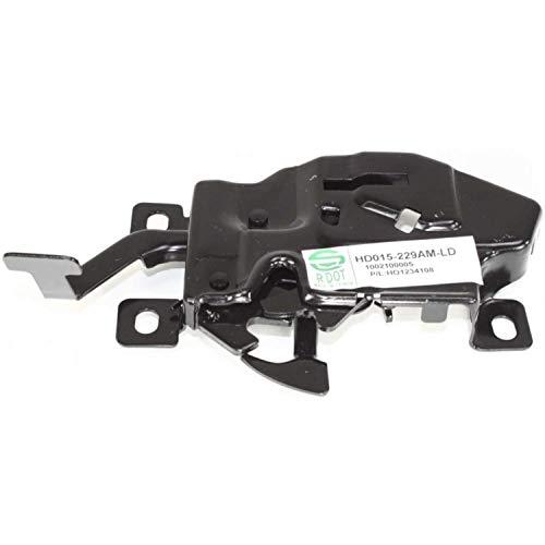Parts N Go Compatible Honda Accord 1998-2002 Hood Latch Lock Sedan Couple Release - HO1234108, 74120-S84-A01, 74120S84A01