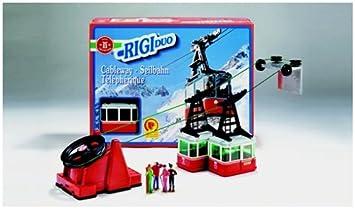 Rigi Seilbahnen 89590 Rigi Duo Pendelbahn 220v Amazonde Spielzeug
