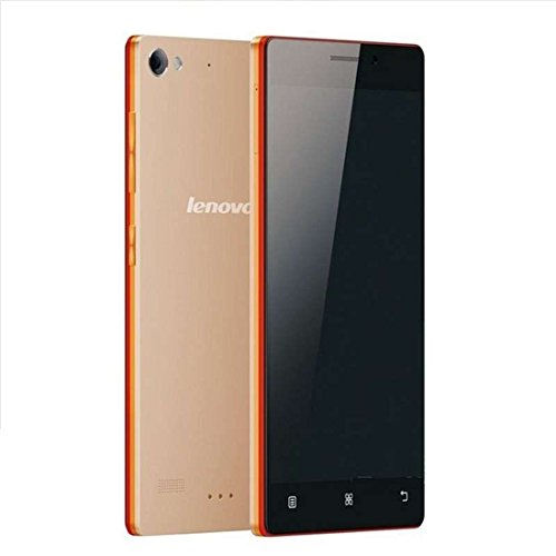 Lenovo VIBE X2 Android 4.4 MTK6595 Octa Core 5.0 Inch Screen 16G ROM 4G LTE Smartphone (Gold+Nillkin Fresh Leather Case)