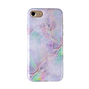 Pink Marble iPhone 7 case Cotton Candy Cover by Velvet Caviar Cute Case for Girls