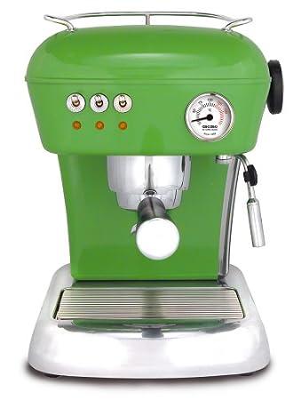 Amazon.com: Ascaso Dream Espresso machine Prado Verde ...
