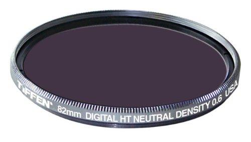 Tiffen 82HTND6 82MM Digital HT ND 0.6 Titanium Filter