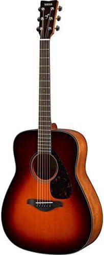 Yamaha FG800 Acoustic Guitar - Brown Sunburst