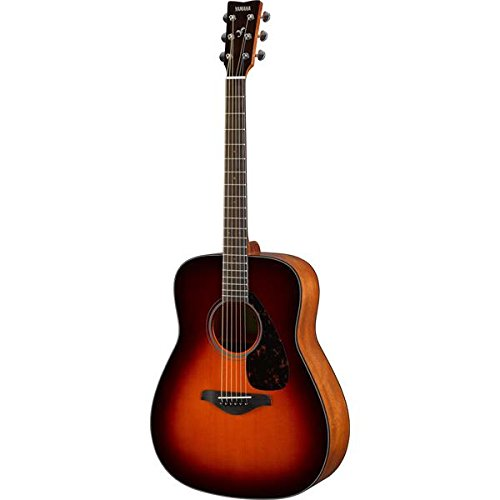 Yamaha FG800 Acoustic Guitar - Brown Sunburst