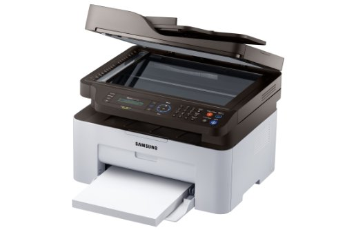 Samsung Xpress SL-M2070FW/XAA Wireless Monochrome Printer with Scanner, Copier and Fax, Amazon Dash Replenishment Enabled (SS296H) by HP (Image #2)
