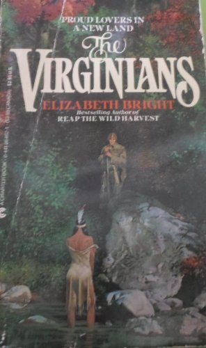 book cover of The Virginians