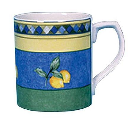Royal Doulton Carmina 12 Ounce Stripe Mug Amazon Co Uk Kitchen Home