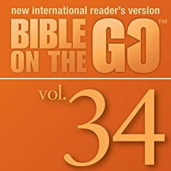Bible on the Go, Vol. 34: The Early Life of Jesus (Luke 1-2; Matthew 2)