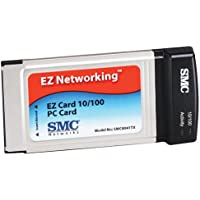 SMC Networks SMC8041TX EZ Card Fast Ethernet PC Adapter (10/100)