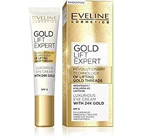 EVELINE COSMETICS GOLD LIFT EXPERT GOLD CREAM SERUM