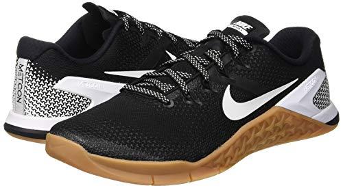Pour Med Chaussures Blanc 006 Gymnastique 4 Metcon Gomme Hommes Brown De Nike Noir noir wqxXaPBWCn
