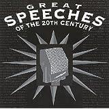 Amazon Com Great Speeches Of The 20th Century Dover