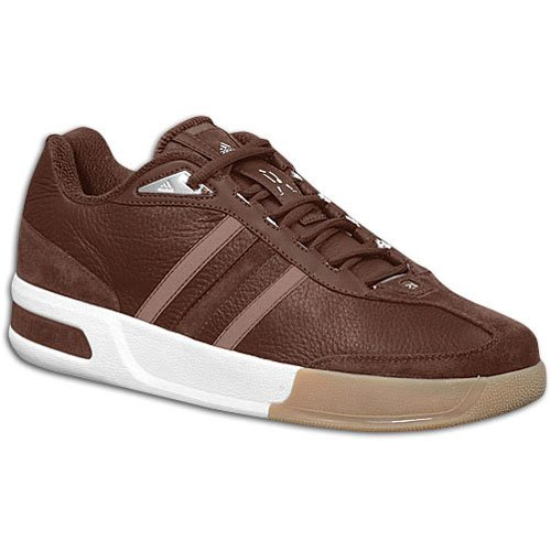 Adidas Mens Kg Lite Basket Sko Espresso / Espresso / Gummi