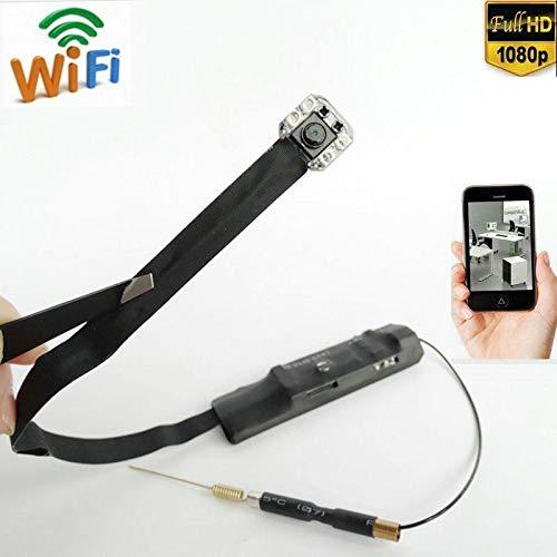 【正規品】 FidgetGear HD 1080p WIFI wireless camera night vision IR lens recorder + Built-in battery   B07QBZDXCX, 囲碁ラボJAPAN 88ac62a6