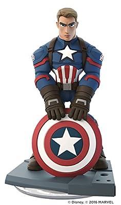 CAPTAIN AMERICA FIRST AVENGER Disney Infinity 3.0 Marvel NEW figure CIVIL WAR
