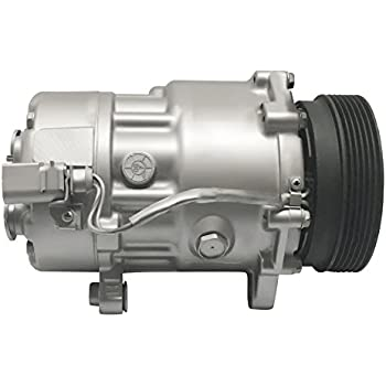 RYC Remanufactured AC Compressor and A/C Clutch GG554