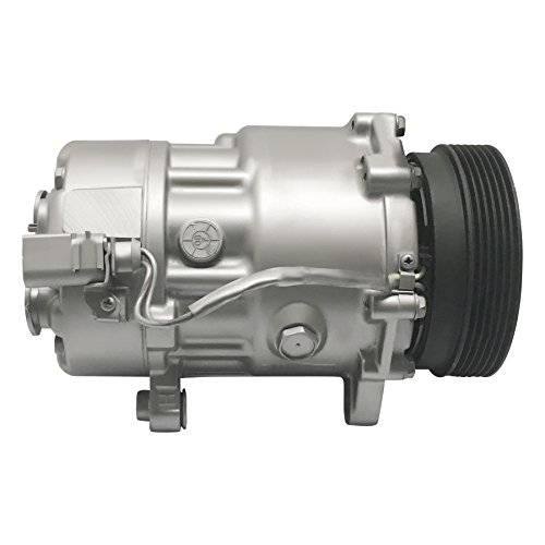 RYC Remanufactured AC Compressor and A/C Clutch GG554 (Vw Ac Compressor)