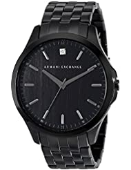 Armani Exchange Mens AX2159  Black  Watch