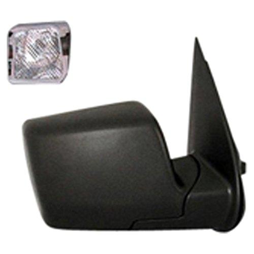Headlights Depot Replacement for Ford Explorer Right Passenger Side Door Mirror (Explorer Ford Right Door)