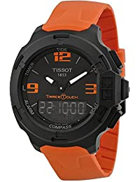 Tissot T0814209705702 T-Race Touch Aluminium Mens Watch