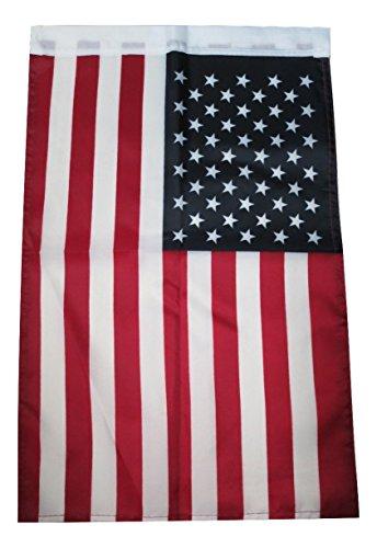 TrendyLuz Flags USA American 12x18 Inch Garden Flag Stars St