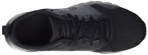 Nike Air Max Tavas Hardloopschoenen Zwart / Zwart
