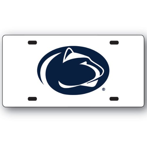 NCAA Penn State Nittany Lions License Plate