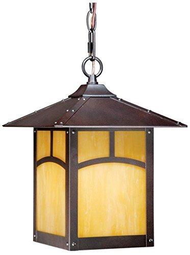 Vaxcel One Light Outdoor Pendant TL-ODD090EB One Light Outdoor Pendant