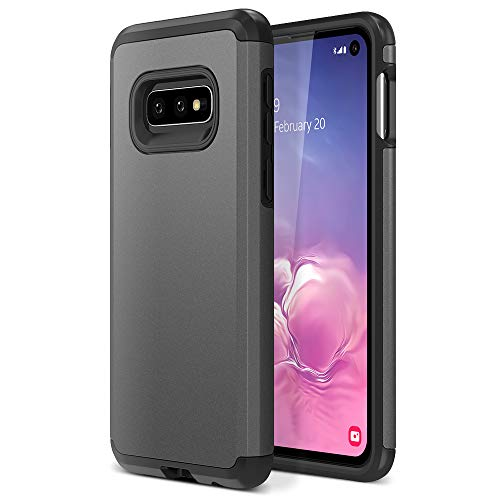 Trianium Protanium Galaxy S10e Case 2019 with GXD Impact Gel Cushion/PowerShare Compatible/Reinforced Hard Bumper Frame [Premium Protection] Heavy Duty Covers for Samsung Galaxy S 10e (2019) Phone