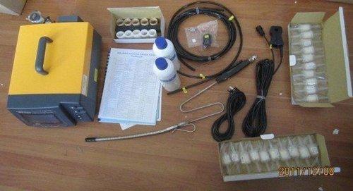 Gowe Automotive Emission Analyzer(4-gas/portable) HC, CO, CO2, O2 car exhaust gas analyzer exhaust gas tester - Exhaust Emissions Tester