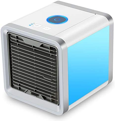 Aire Acondicionado Móvil Enfriador Ventilador USB Climatizador ...