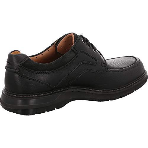 Un Ramble Mens Black Lace H Shoe 8 5 Clarks zCpEwqTC