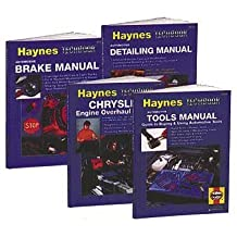 Haynes 10230 Rochester Carb Manual