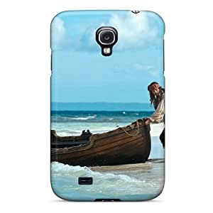 High Quality Phonedecor Pirates Of The Caribbean 4 Skin Case Cover Specially Designed For Galaxy - S4