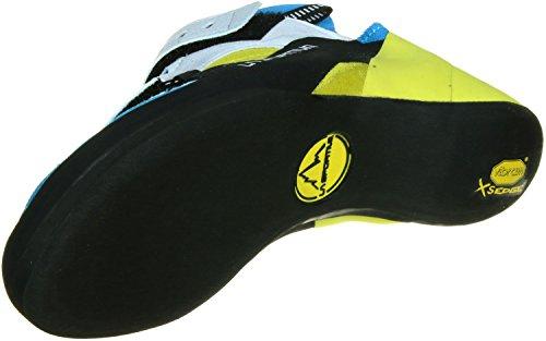 La Sportiva Finale VS Scarpa arrampicata Blu Giallo Nero